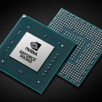 Nvidia представила мобильные видеокарты MX350 и MX330