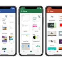 Office для iPhone получил обновленный дизайн