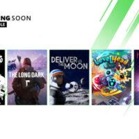 Microsoft анонсировала новые игры для Xbox Game Pass в апреле 2020