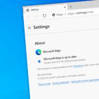 Microsoft начала рассылать новый Edge пользователям стабильной версии Windows 10