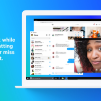 Facebook запустил новое приложение Messenger для Windows