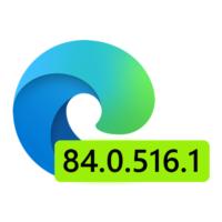 Вышло обновление Microsoft Edge Dev 84.0.516.1