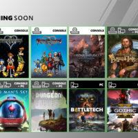 Новые игры для Xbox Game Pass в июне 2020
