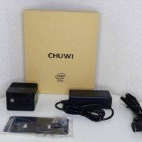 Распаковка CHUWI LarkBox
