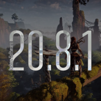 AMD выпустила драйвер 20.8.1 с поддержкой Horizon Zero Dawn и Grounded