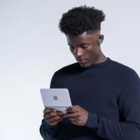 История создания Surface Duo