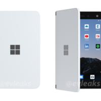 В Сети появились официальные рендеры Surface Duo