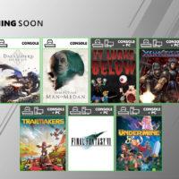 Новые игры для подписчиков Xbox Game Pass в августе 2020