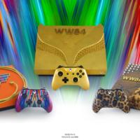 "Microsoft представила лимитированную версию Xbox Series X в стиле ""Чудо-женщины 1984"""