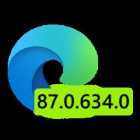 Вышло обновление Microsoft Edge Dev 87.0.634.0