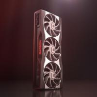 Так выглядит референсная видеокарта Radeon RX 6000