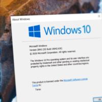 Windows 10 20H2 увеличила свою долю до 8.8%