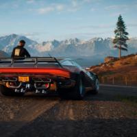 В Forza Horizon 4 появился главный автомобиль из Cyberpunk 2077