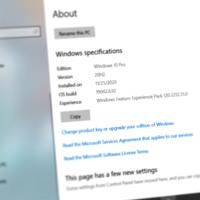 Microsoft тестирует Windows Experience Pack – способ добавить в систему новые функции без обновления сборки