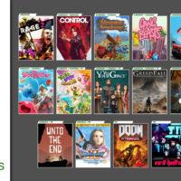 Control, Doom Eternal и еще 15 новых игр будут доступны в Xbox Game Pass с 3 декабря