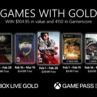 Бесплатные игры для подписчиков Xbox Live Gold в феврале