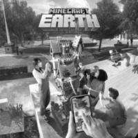 Minecraft Earth все