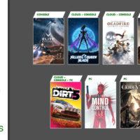Новые игры для подписчиков Xbox Game Pass в феврале 2021