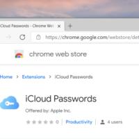 Apple выпустила расширение для синхронизации паролей iCloud с Windows