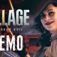 Предзагрузка Resident Evil Village DEMO