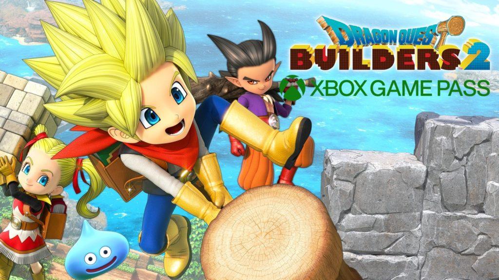 Dragon Quest Builders 2 добавят в Xbox Game Pass
