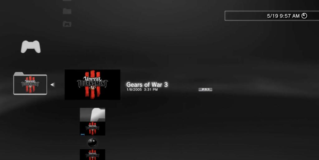 Gears of War 3 был портирован на PS3 для тестирования Unreal Engine 3