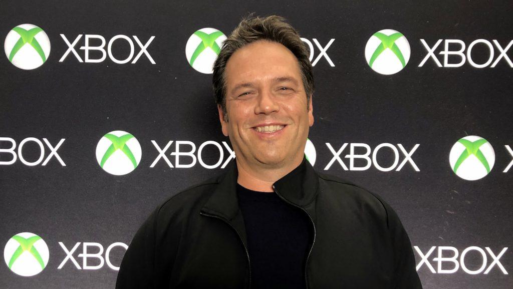 Фил Спенсер Бренд Xbox