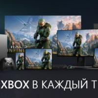 «Мы работаем над тем, чтобы встроить Xbox в каждый ТВ, подключённый к интернету»