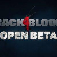 Открытая бета Back4Blood