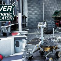 На Xbox состоялся релиз Rover Mechanic Simulator