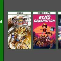 Три новых игры в Xbox Game Pass [Октябрь 2021/2]