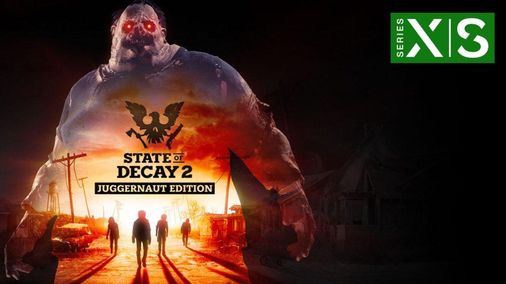 State of Decay 2 улучшена для Xbox Series X S