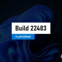 Microsoft выпустила сборку Windows 11 Build 22483.1011 на канале Dev